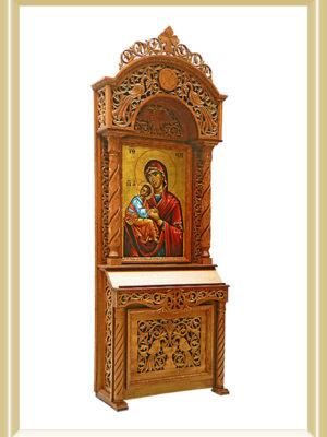 Mobilier Bisericesc - Obiecte de cult din lemn